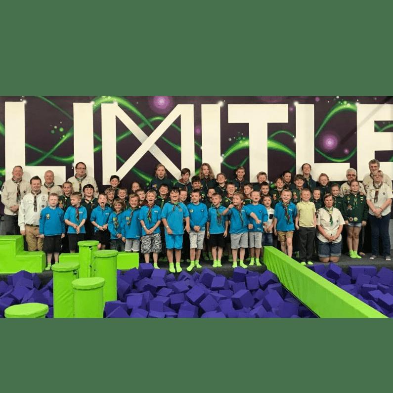 1st Llanyrafon Scout Group
