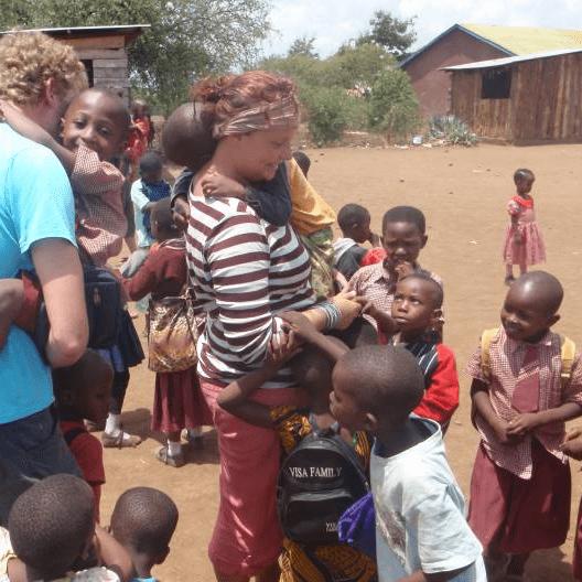 World Challenge Tanzania 2020 - Grace Hodson