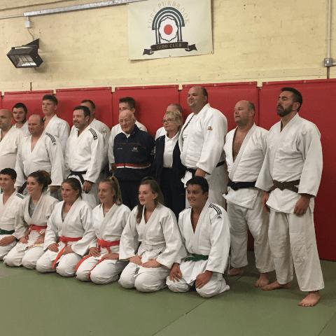 Fort Purbrook Judo Club