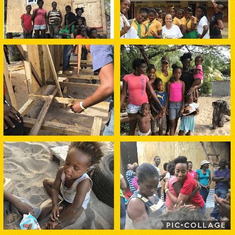 Jamaican Inspired Volunteer Trip 2018 - Keisha Adair Swaby