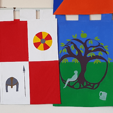 Bidford Community Group Banners