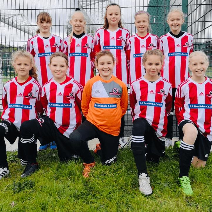 Sheffield United Girls under 9's