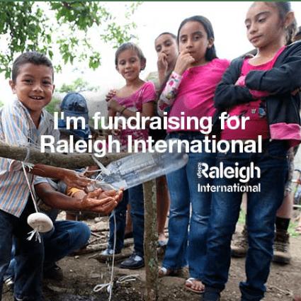 Raleigh International Nepal 2017 - Chelsea Barton