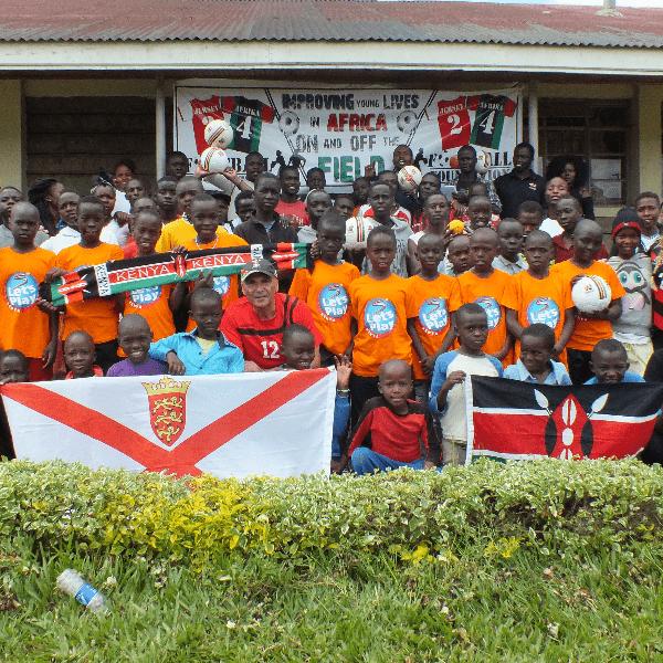 Jersey 2 Africa 4 Football