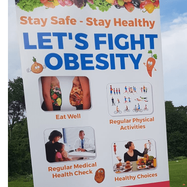Stay Safe - Stay Healthy