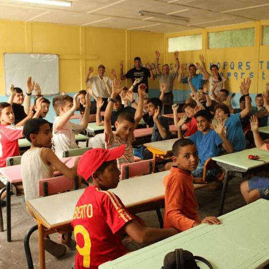 Morocco 2020 - Charlie Ledgeway