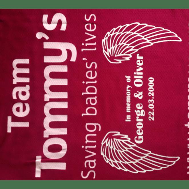 London Marathon for Tommy's 2020 - Mel Howes