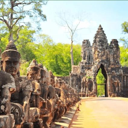 World Challenge Cambodia 2019 - Megan Ullman