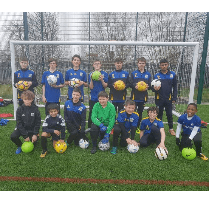 Solihull Moors FC Cerebral Palsy Squad
