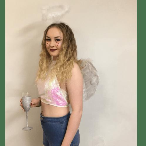 Funds4Uni - Tegan Daughtrey - 2018