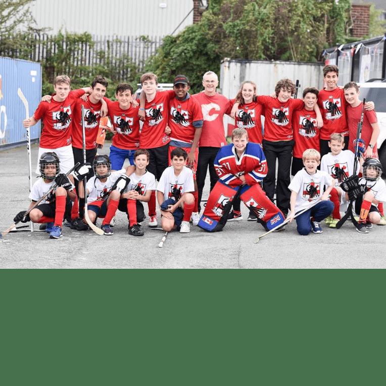 West London Ball Hockey Club