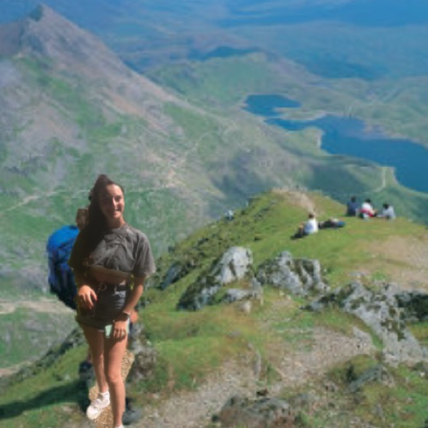 Hope for Children Three Peaks Challenge - Ellie Langlois