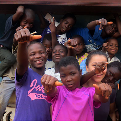 Project Trust Ghana - Maria Peregrino-Brimah