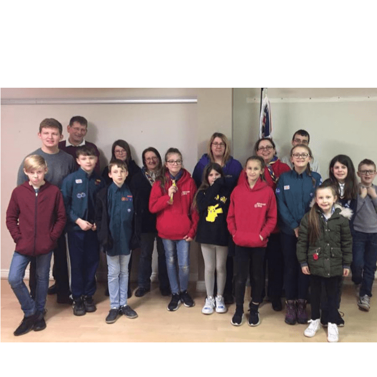 St Giles Scout Group