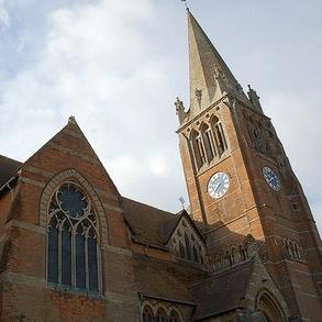 St Michael and All Angels Church Lyndhurst