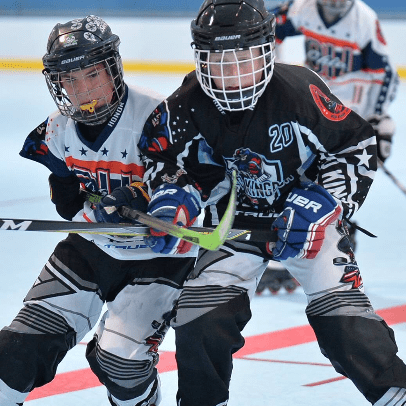 Young Guns UK Hockey Team - Aiden Paterson