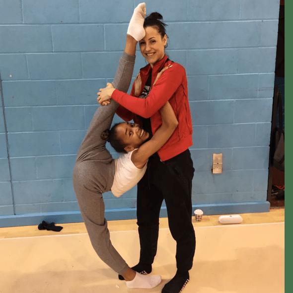 British Gymnastics Championships 2017 - Rachael Jade Allen