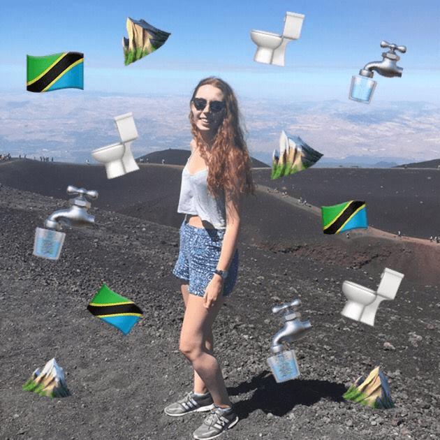 Dig Deep Kenya 2019 - Molly Sim