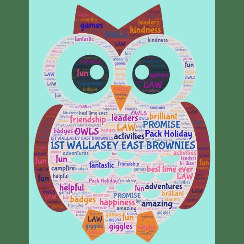 Girlguiding NWE - 1st Wallasey East Brownies