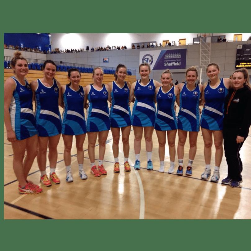 Charnwood Sapphires Netball Club
