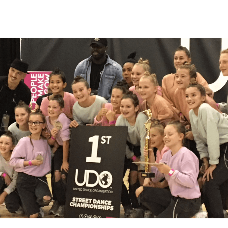 BDC Queens Dance Group