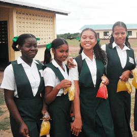Project Trust Guyana 2018 - Georgia Howton