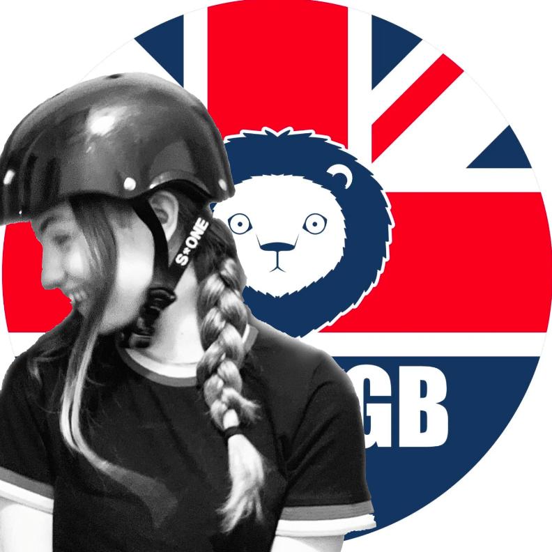 Team GB Roller Derby - Rumble B #206