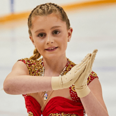 British Figure Skating Championships 2021 - Ruby Adams
