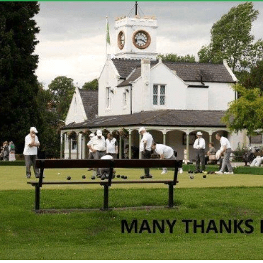 Darlington South Park Bowls Club