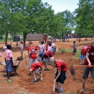 Camps International Kenya 2020 Elizabeth Holmes