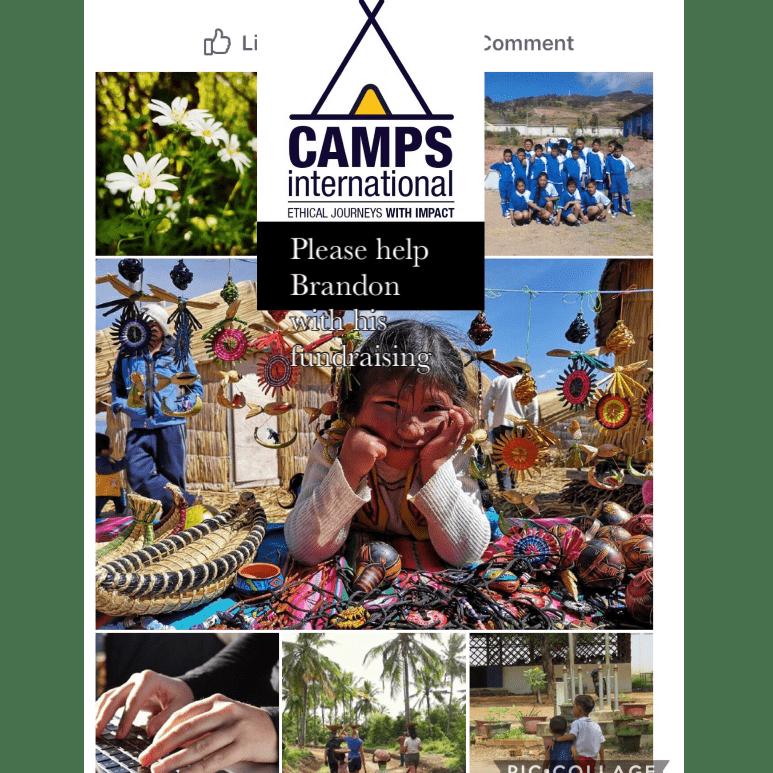 Camps International Borneo 2019 - Brandon Mcpherson