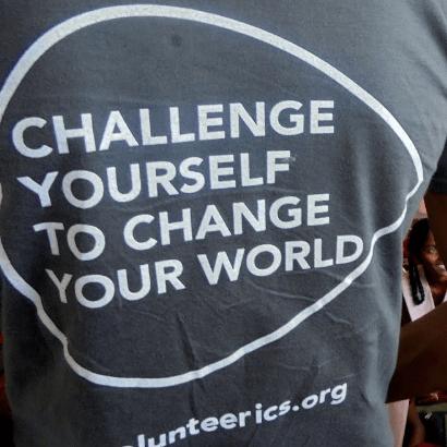 Kloe's International Citizen Service Volunteering 2020 - Kloe Vincent
