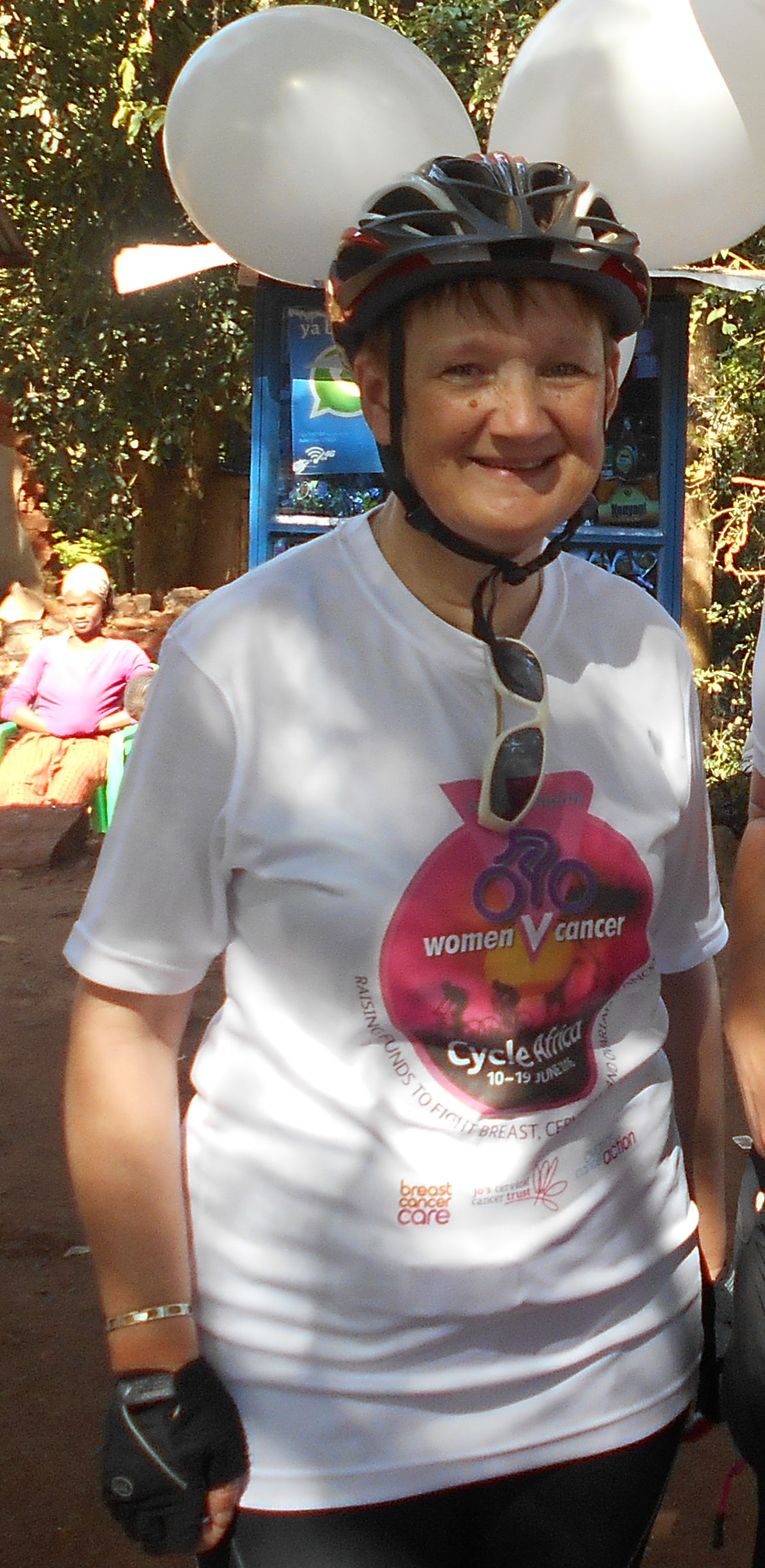 Women V Cancer Cycle Costa Rica 2019 - Denise Roberts