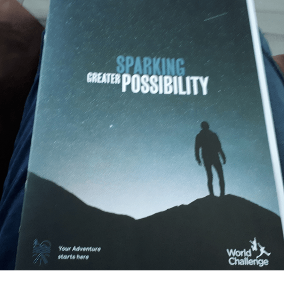 World Challenge Borneo 2020 - Kayla Robson