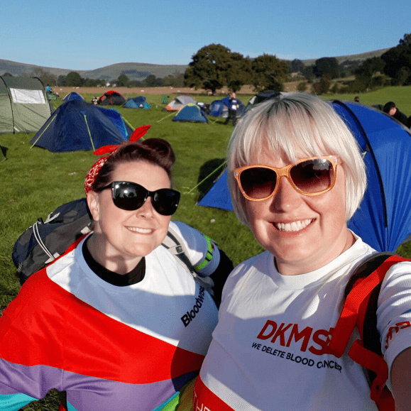 Thames Path 100km in aid of Mind 2019 -  Amy and Jo Davis