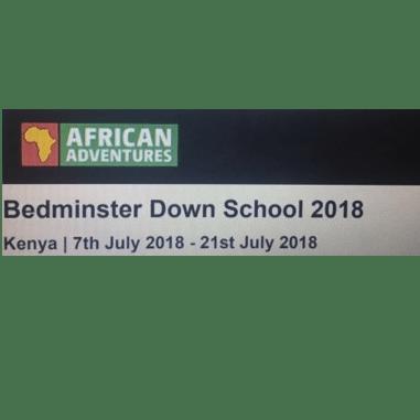 African Adventure Kenya 2018 - Sophie Coleman