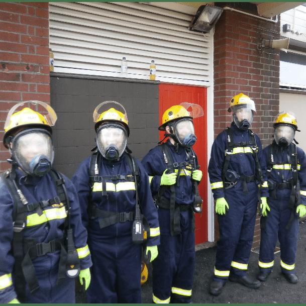 Stocksbridge Fire Cadets