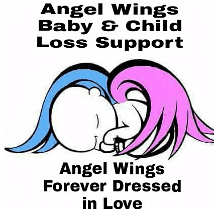 Angel Wings Baby and Child Loss