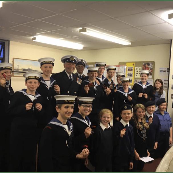 TS Torbay Sea Cadets