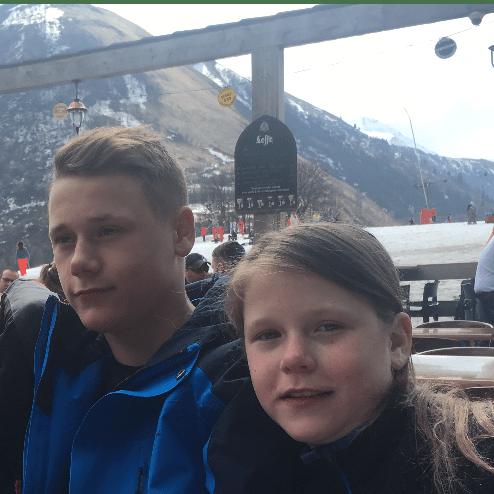 Jack and Hannah Mills' 2019 Global adventure fund