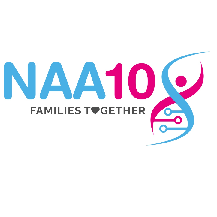 NAA10 Families Together