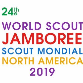 Scout World Jamboree USA 2019 - Terry Fordham