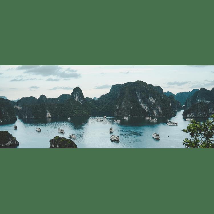 Thailand, Laos & Vietnam 2021 - Ewan Cowan
