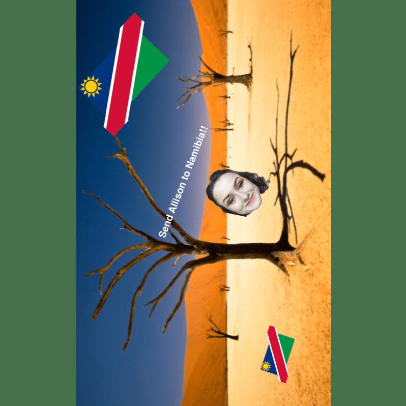 World Challenge Namibia 2018 - Allison Birt