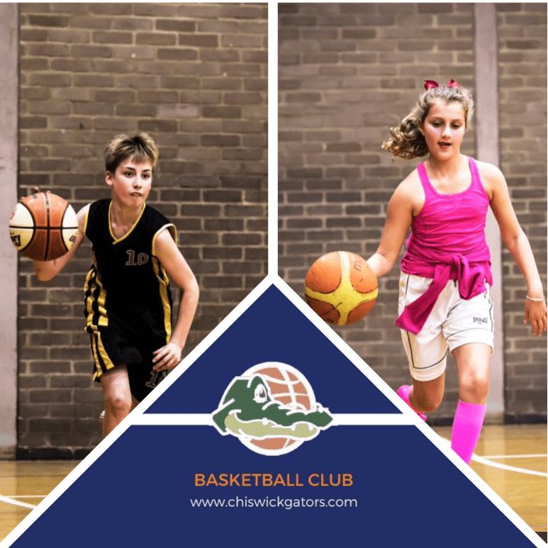 Chiswick Gators Basketball