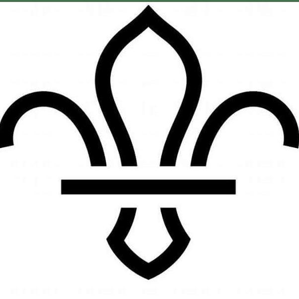1st Cefn Fforest Scout Group cause logo
