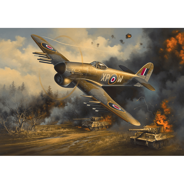 Hawker Typhoon Preservation Group