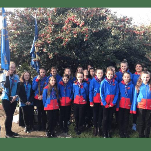 1st Pontesbury Guides & Rangers