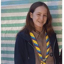 World Scout Jamboree USA 2019 - Hannah Gaunt