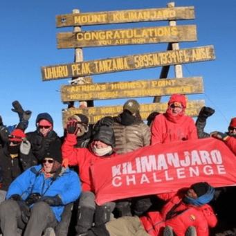 Dig Deep Kilimanjaro 2021 - Olivia Patten